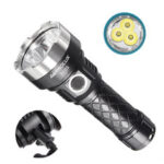 New              Astrolux® EC03 3x XHP50.2 6700LM High Lumen Andúril UI Compact EDC Flashlight 21700/18650 Type-C Rechargeable Powerful Mini Torch Searching Camping Light