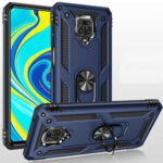 New              Bakeey Xiaomi Redmi Note 9S Case Armor Shockproof With Stand Ring Protective Cover For Xiaomi Redmi Note 9 Pro / Xiaomi Redmi Note 9 Pro Max