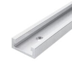 New              Drillpro 100-1200mm T-slot T-track Miter Track Jig Fixture Slot 30×12.8mm For Table Saw Router Table Woodworking Tool