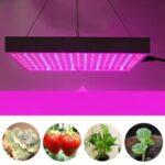 New              AC85-265V 1200W 289 LED Grow Light Growing Lamp For Veg Flower Indoor Plant