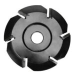New              Drillpro 90mm Edge 6 Teeth Wood Carving Disc Plane Tungsten Carbide Grinder Milling Cutter Polishing Shaping Wheel for Angle Grinder