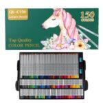 New              150 Colors Pencils Professional Oil Colored Pencils Set Artist Painting Sketching Wood Color Pencil School Art Supplies