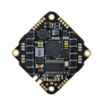 New              25.5×25.5mm SPCMaker Whoop F411 F4 OSD Flight Controller Built-in Current Sensor Integrated with 20A BLheli_S 2-4S 4in1 Brushless ESC for Toothpick RC Drone FPV Racing