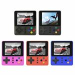 New              Sup K5 500 Games Mini Handheld FC Game Console 3 inch LCD Screen Retro Arcade Game Play Support TV Output with Gamepad