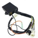 New              Ignition CDI Box For Yamaha YFM 350 Big Bear Moto 4 YFM350 3HN-85540-10-00