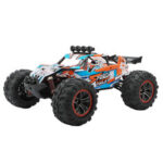 New              XLF X05 2.4G 1/10 Brushless High Speed RC Car Dessert Truck Vehicle Models 50km/h