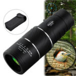 New              ARCHEER 16×52 Monocular Dual Focus Optics Zoom Telescope Day & Night Vision For Birds/ Hunting/ Camping/ Tourism