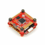 New              30X30mm HGLRC Zeus F755 STACK F722 F7 3-6S Flight Controller 55A Blheli_32 4 IN 1 Brushless ESC for RC Drone FPV Racing