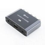 New              Biaze HD to YPBPR Converter HD Video Converter Audio Converter Adapter Ypbpr component RGB 1080P Z9