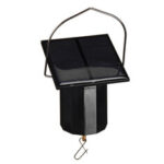 New              Machifit Solar Motor Wind Spinner Motor Hanging Display Rotating Motor Solar Energy Rotatable Hook for Wind Chimes