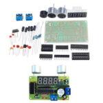 New              DIY Ultrasonic Rangefinder Kit ST11F02 Reversing Radar Electronic Training DIY Parts