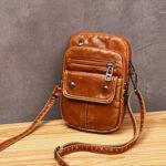 New              Women Vintage Small Shoulder Bag Crossbody Bag Phone Bag