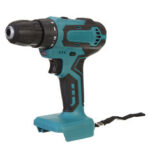 New              18V 21V 90Nm Electric Drill Cordless Hand Drill 10mm Screwdriver For Makita battery