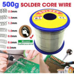 New              500g 63/37 Tin Lead Line Soldering 0.5/0.6/0.8/1.0/1.2/1.5/2.0mm Solder Core Wire