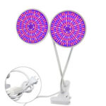New              290 Led Plant Grow Light Lamp Full spectrum E27 Set for Flower Seeds Greenhouse