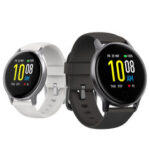 New              [Electronic Compass]UMIDIGI Uwatch 2S bluetooth 5.0 Customized Dial 24h Heart Rate Monitor 14 Sport Modes 5ATM Water Resistance Smart Watch