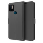 New              Bakeey for UMIDIGI A7 Pro Case Bussiness Magnetic Flip with Card Slot Foldable Stand Shockproof PU Leather Full Body Protective Case