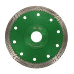 New              Green 105-125mm Mesh Turbo Diamond Saw Blade Disc Porcelain Tile Ceramic Granite Marble Cutting Blades For Angle Grinder Diamond Saw Blade