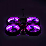 New              Diatone MXC Taycan Cinewhoop Part Colorful SW2812 LED Light Board & 4 PCS Duct RC Drone FPV Racing Cinewhoop