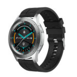 New              [bluetooth Call]Bakeey W68 Full Touch 320*320px Screen Heart Rate Blood Pressure Oxygen Monitor Double UI Menu Multiple Dials BT4.2+5.0 Dual-Mode Smart Watch