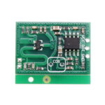 New              RCWL-0515 Microwave Radar Induction Switch Module Human Body Intelligent Induction Detector
