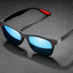 New              Polarized Sunglasses Retro Polarized Glasses Outdoor Driving Travel Sunglasses