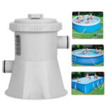 New              220V/110V Electric Filter Pump Swimming Pool