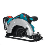 New              3800RPM 288VF Battery Electric Circular Saw Cutting Machine Handle Power Work Heavy Duty Wood Steel Cutting Tools