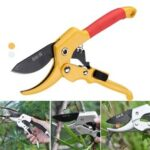 New              SK5 Steel Professional Pruning Shear Plant Scissor Garden Pruner Secateurs Tool