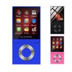 New              K35 Portable 1.8 Inch TFT Screen 8GB bluetooth MP4 Player HiFi MP3 Music Player Audio Video Player Support Pedometer FM Radio E-book