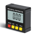 New              Large LCD Magnetic Digital Protractor Angle Finder 360° Inclinometer Spirit Level Ruler