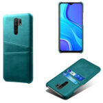 New              Bakeey for Xiaomi Redmi 9 Case Luxury PU Leather with Multi Card Slot Bumpers Shockproof Anti-scratch Protective Case