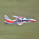 New              TAFT Hobby Quantum TD-04A Ducted 90mm EDF Biplane Jet RC Airplane KIT with Retracts