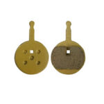 New              BOYUEDA 26AH Electric Scooter Brake Disc Rotors Pads Scooter Replacement Parts  Accessories E-bike Brake pads
