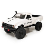 New              WPL C24 1/16 2.4G 4WD Crawler Truck RC Car Full Proportional Control RTR