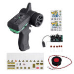 New              WPL V3 Diesel Version Upgraded Sound System All-in-one Electronics 1/16 RC Car Spare Parts