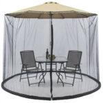 New              300x230cm Sunshade Mosquito Net Courtyard Net Cover Umbrella Mosquito Net
