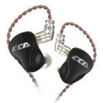 New              CCA CA16 3.5mm Wired Earphones 16 Drivers 7BA+1DD In Ear Earphone Hifi DJ Monitor Music Stereo Earbuds Headphone