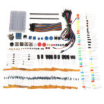 New              KW Electronic Components Base Kit with 17 Classes Breadboard Components Set Geekcreit for Arduino – products that work with official Arduino boards