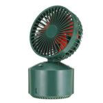 New              350mL 5 Speed USB Water Spray Fan Night Light Mist Sprayer Fan USB Mini Quiet Air Humidifier Desktop Cooling Fan