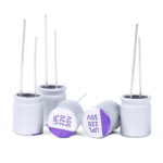 New              5PCS UNICON Solid Capacitor UPL 50V 220UF/16V 470UF Four-in-one ESC Filter Capacitor