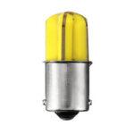 New              1156 BA15S P21W 4-Side Car COB LED Turn Signal Indicator Light Tail Reverse DRL Bulb Lamp 12V