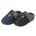 New              Men Home Slippers Winter Warm Indoor/floor Shoes Bathroom Plush House Slippers Fur Slip On Men Shoes