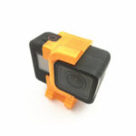 New              URUAV Shock-absorbing 3D Printed Mount for Gopro 5/6/7 Action Camera