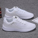 New              Men Mesh Breathable Lightweight Sports Casual Running Shoes