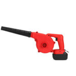 New              128VF 19800mAh Li-Ion Battery Electric Cordless Blower Air Leaf Dust Blower Power Tools