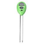 New              3 IN 1 Soil Tester Display PH Meter Water PH Moisture Test Meter Moisture Humidity Kit For Garden Plant Flower