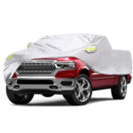 New              Pickup Full Car Cover Waterproof UV Sun Rain Snow Heat Dust Resistant Protection