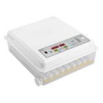 New              64 Eggs Chicken Automatic Digital Egg Incubator Hatchers Temperature Control