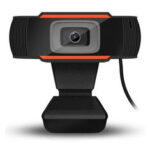New              HD Webcam Auto Focus PC Web USB Camera Video Conference Cams with Microphone